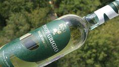Вино Пиногриджио, дизайн этикетки. Wine Pinogrigio, Label.
