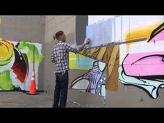 Pose @ RVA Street Art Festival (April 12 - 15 , 2012) - YouTube