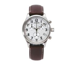 Watches, Leather, Accessories, Fashion, Shopping, Sport Watches, Silver, Moda, Wristwatches