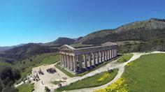 Segesta - Calatafimi-Segesta, Province of Trapani, Sicily, Italy. Watch > http://destinations-for-travelers.blogspot.com.br/2015/08/segesta-calatafimi-segesta-sicily-italy.html