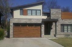 Modern Contemporary Garage Doors- Solid Fiberglass Modern Garage Doors - In Woodbridge, Ontario-by modern-doors.ca-Picture#638