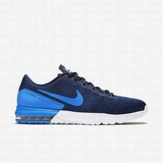 buy popular d3180 03ee4 nike air max navy blue and white,Nike Mens Midnight NavyRacer Blue