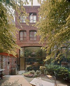 1100 Architect   West Village Townhouse   NYC