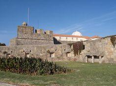 Forte de S. João Baptista da Foz [c. 1570 - Porto, Douro Litoral, Portugal]