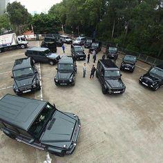 Mercedes - Benz / G- Class