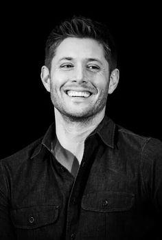Jensen - love his smile