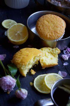 Spanish Vegan Lemon Muffins | Vegan Magdalenas - Here's how you can make vegan magdalenas – a delicious Spanish dessert! These vegan lemon muffins will surely become your favorite sweet treat…More