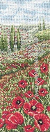 Buy Tuscan Horizon Cross Stitch Kit Online at www.sewandso.co.uk