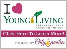 Young Living essential oils changed our lives!  Click here if you're ready to make  a change too!