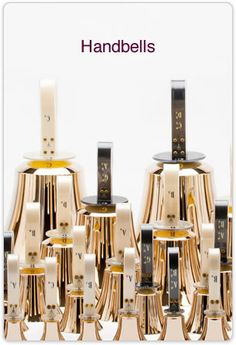 Malmark handbells and choirchimes - what we use at church