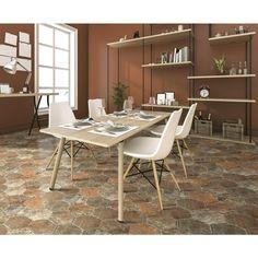 New York Chelsea Hexagon Porcelain Tile - 10in. x 11in. - 100106947 | Floor and Decor