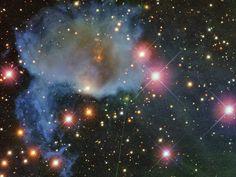 IC 426 nebula Credit: SDSS/Giuseppe Donatiello