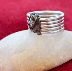 Ringe - Turmalinchen - ein Designerstück von carpediem365 bei DaWanda