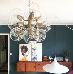Inspiratieboost: de Tage lamp van Pholc in Scandinavische interieurs - Roomed
