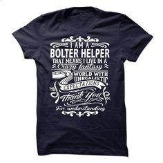 BOLTER HELPER - #zip up hoodie #sweater for men. ORDER NOW => https://www.sunfrog.com/LifeStyle/BOLTER-HELPER.html?68278