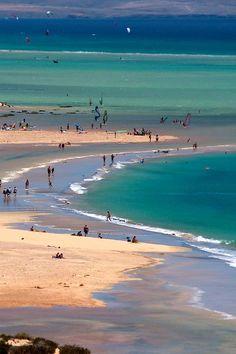 Fuerteventura, Spanje