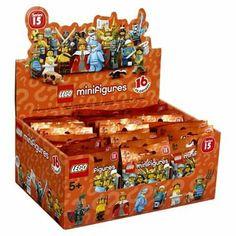 #MINIFIGURAS #LEGO #SERIE15 Nueva serie de minifiguras de LEGO, la serie 15, basadas en los personajes de ficción y terror más famosos de la literatura y el cine. 16 nuevos y diferentes personajes de esta simpática serie de minifiguras.  Disponible ya en #gologloboloco  #golosinas #Guadarrama