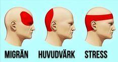 Så blir du av med huvudvärk på 5 minuter – utan att ta piller. Newsner ger dig nyheter som berör!
