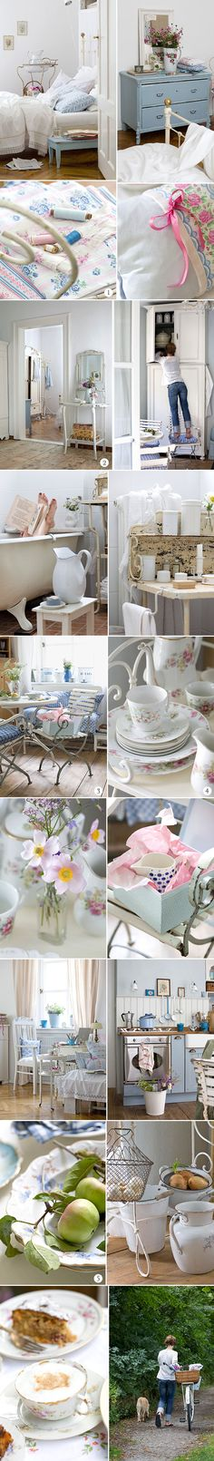 Sous le charme du Shabby Magazine Westwing | Westwing Home & Living Magazine