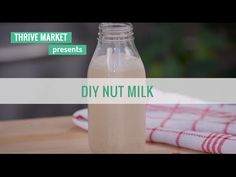 Homemade Walnut Milk Recipe That Will Help You Ditch Dairy