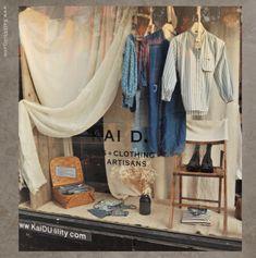 Kai D. Utility Visual Display, Wardrobe Rack, Kai, Menswear, Inspiration, Clothes, Design, Male Clothing, Outfit