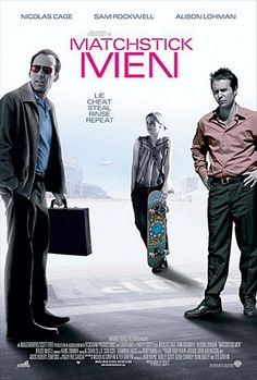 Изтегли субтитри за филма: Кибритлии / Matchstick Men (2003). Намерете богата видеотека от български субтитри на нашия сайт.