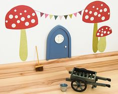 50 best kinderzimmer fee elfe images on pinterest for Kinderzimmer echtholz