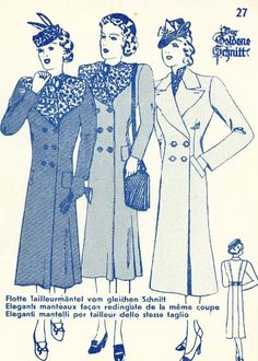 Lutterloh 1938 Book Of Cards -  Models  Card 27