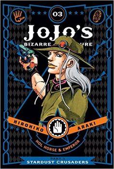 JoJo's Bizarre Adventure: Part 3--Stardust Crusaders, Vol. 3: Amazon.co.uk: Hirohiko Araki: 9781421591698: Books