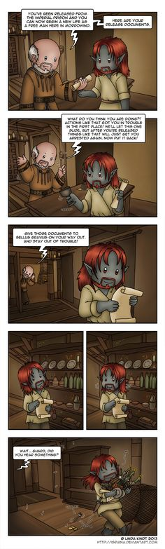 Morrowind: Clean Slate by Isriana on DeviantArt