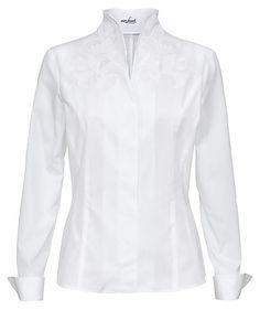 Blusa de vestir manga larga