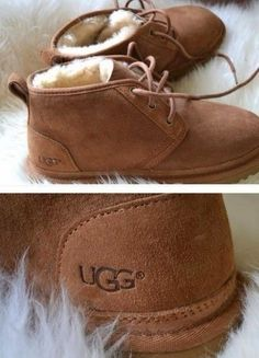 Uggs! Love them