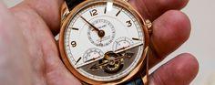 SIHH 2015: Montblanc Heritage Chronométrie ExoTourbillon Minute Chronograph - Monochrome Watches