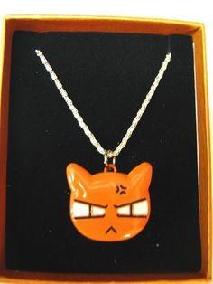 I found 'Kyo Sohma Neko Watch Necklace' on Wish, check it out!