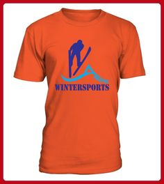 skiing 1 - Winter shirts (*Partner-Link)