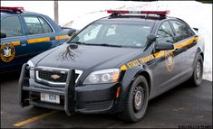 New York State Police H204 Chevy Caprice