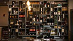Hidden Miami: How to Visit Like a Local House Restaurant, Restaurant Design, Restaurant Interiors, Cool Shelves, Shelf, Miami Restaurants, Gastro Pubs, Brunch Spots, Wine Wall
