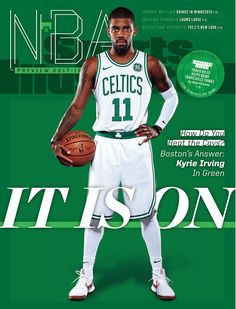 32886c60b149  KyrieIrving Sports Illustrated Nba