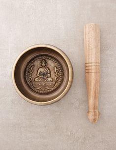 Tibetan Buddha Singing Bowl - Tibetan Buddha Singing Bowl