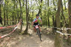 Mountain bike MTB XCO Racer Dvorniky