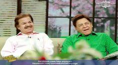 Qavi Khan & Kazi Wajid at Sanam Baloch Morning Show