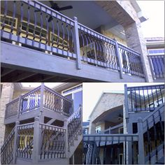 Deck finishing by J&H Painting