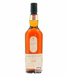 Lagavulin 16 Years Islay Single Malt Scotch Whisky / 43 % vol. / 0,7 Liter-Flasche in Geschenk-Box
