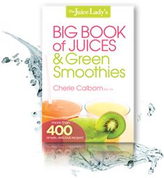 you reed book: Big Book of Juices & Green Smoothies