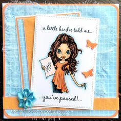 Lucy loves scrapping driving licence test congratulations card using Saturated Canary image Passed Driving Test, Licence Test, Leaving Cards, Elizabeth Craft, Cat Cards, Congratulations Card, Heartfelt Creations, Copic Markers, Copics