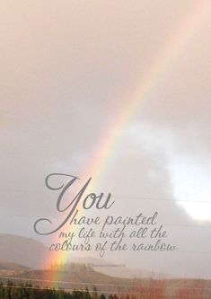 Best Inspirational Quotes, Uplifting Quotes, Positive Quotes, Girly Quotes, Cute Quotes, Rainbow Poem, Promise Quotes, Was Ist Pinterest, Well Said Quotes