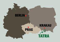 Tatra Hiking Tours, Polen
