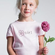 This versatile Iron-on turns clothing and accessories into personal billboards. Rhinestones, steel studs and crystals add glamour and style. A great way to let your flower girl advertise her important role in your wedding! Available for purchase online at http://madelinesweddings.weddingstar.com/product/flower-girl-wedding-transfer