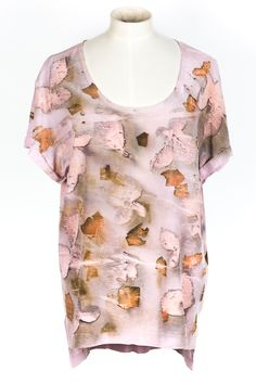 Kim Winter - Stand 8 - Flextiles Rust, Floral Tops, Textiles, Winter, Women, Fashion, Moda, Top Flowers, Women's