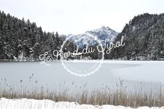 Austria Travel - Tyrol #austria #autriche #lake #voyage #travel #tyrol #tirol